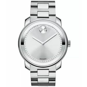Authentic Movado Bold Silver Men's Watch